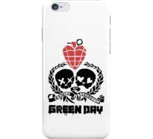 Green day Logo iPhone Case/Skin