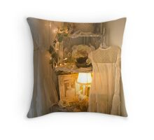 corner decor Throw Pillow