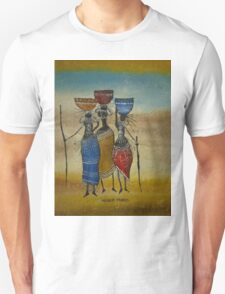 Colours Of Africa 2 Unisex T-Shirt