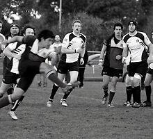 Kick It! by JAKShots-Sports