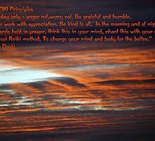 Reiki Principles by Ricky Pfeiffer