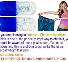 Get Phentermine Only After Understanding Its Benefits As Well As Its Side Effects by rogeradams