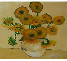 After Van Gogh Photographic Print