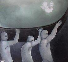 Seeking water by Saad  Mohammed Musa