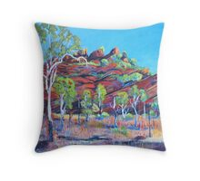 Kununurra #2  Throw Pillow