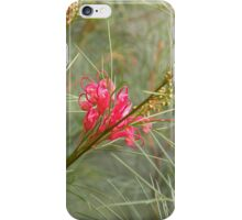 "Grevillea ""Bonfire"" iPhone Case/Skin"