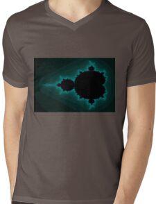 Mandelbrot Beetle 01 Mens V-Neck T-Shirt