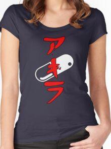 Akira Women's Fitted Scoop T-Shirt