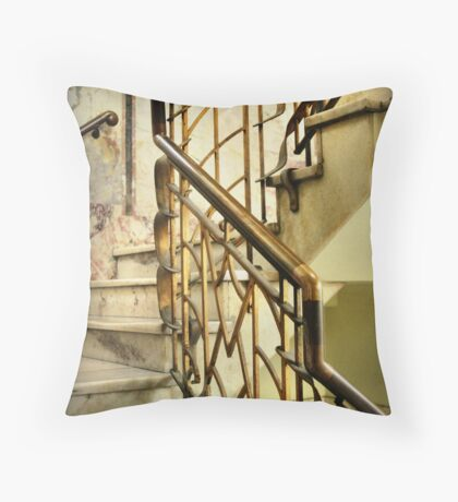 Manchester Unity Staircase Throw Pillow