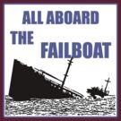 FAILBOAT by RubyFox