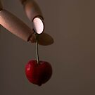 A Man with a Cherry by jayant