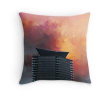 Ark-Melbourne, Victoria, Australia Throw Pillow