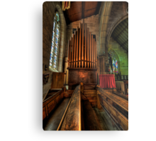 Many a Hymn - The Garrison Church c.1843, The Rocks Sydney- The HDR Experience Metal Print