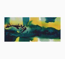 Internal Landscape 1037 One Piece - Long Sleeve