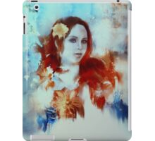 In the garden that nobody know iPad Case/Skin