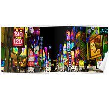 Tokyo Nights Poster