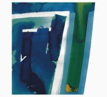 Rhapsody in Blue 004 Baby Tee