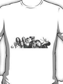 Brooklyn Nine-Nine Cast T-Shirt