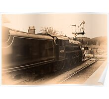 Train # 45212 Poster