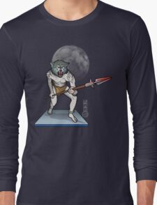The Game of Kings, Wave Two: The White Queen-Bishop's Pawn Long Sleeve T-Shirt