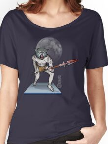 The Game of Kings, Wave Two: The White Queen-Bishop's Pawn Women's Relaxed Fit T-Shirt