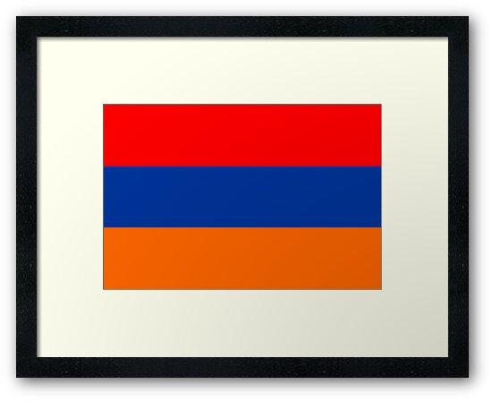 Armenia, national id by AravindTeki