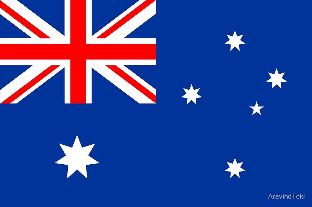 Australia, national id by AravindTeki