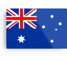 Australia, national id Metal Print