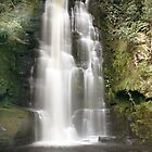 Waterfall Catlins by Gary Cummins