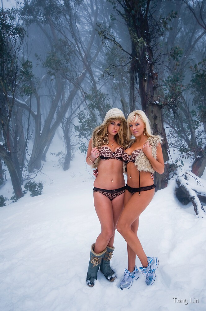First Image from Mount Buller Group Shoot by Tony Lin