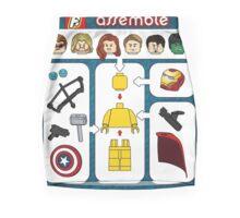 LEGO Avengers Assemble Pencil Skirt