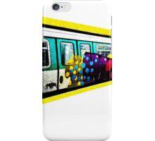 PARIS metro iPhone Case/Skin