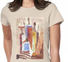 The Indaba - Ethnic series Womens Fitted T-Shirt