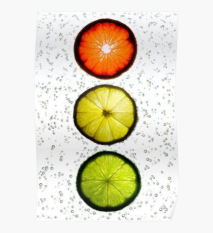 Citrus Light Poster