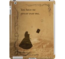 The Labyrinth inspired design (Sarah). iPad Case/Skin