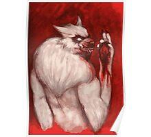 Werwolf Havara / Tasting Prey Poster