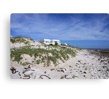Kommetjie Landscape, Cape Town Canvas Print