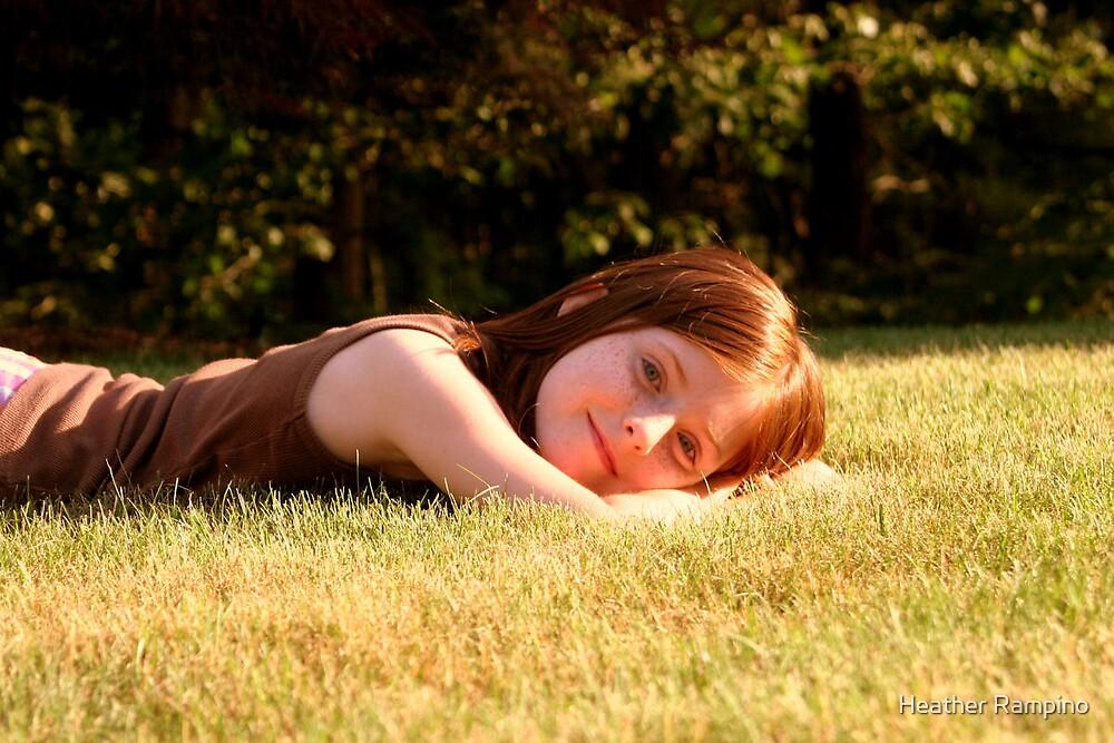 Enjoying the Sun by Heather Rampino