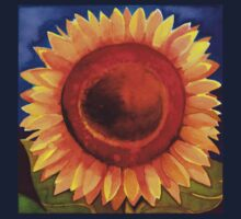 Sunflower No1 by Chris  Sowels