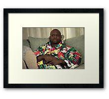 Brooklyn Nine-Nine Terry Framed Print
