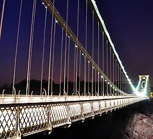 Clifton Suspension Bridge by Kevin Cotterell