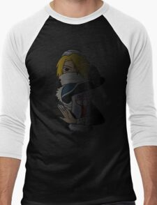 Zelda - Shadow Warrior Sheik Men's Baseball ¾ T-Shirt