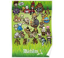 Michtim Playground Poster