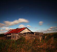 Barn by PaulBradley