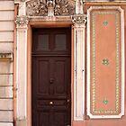 Pink Door by KERES Jasminka