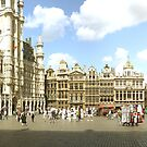 Grand Place by Laura Cutmore