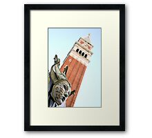 La Serenissima Framed Print