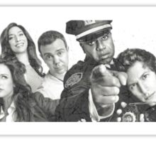 Brooklyn Nine-Nine Sticker