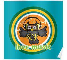 Love music Poster