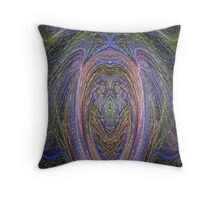 Pearls 6 Throw Pillow